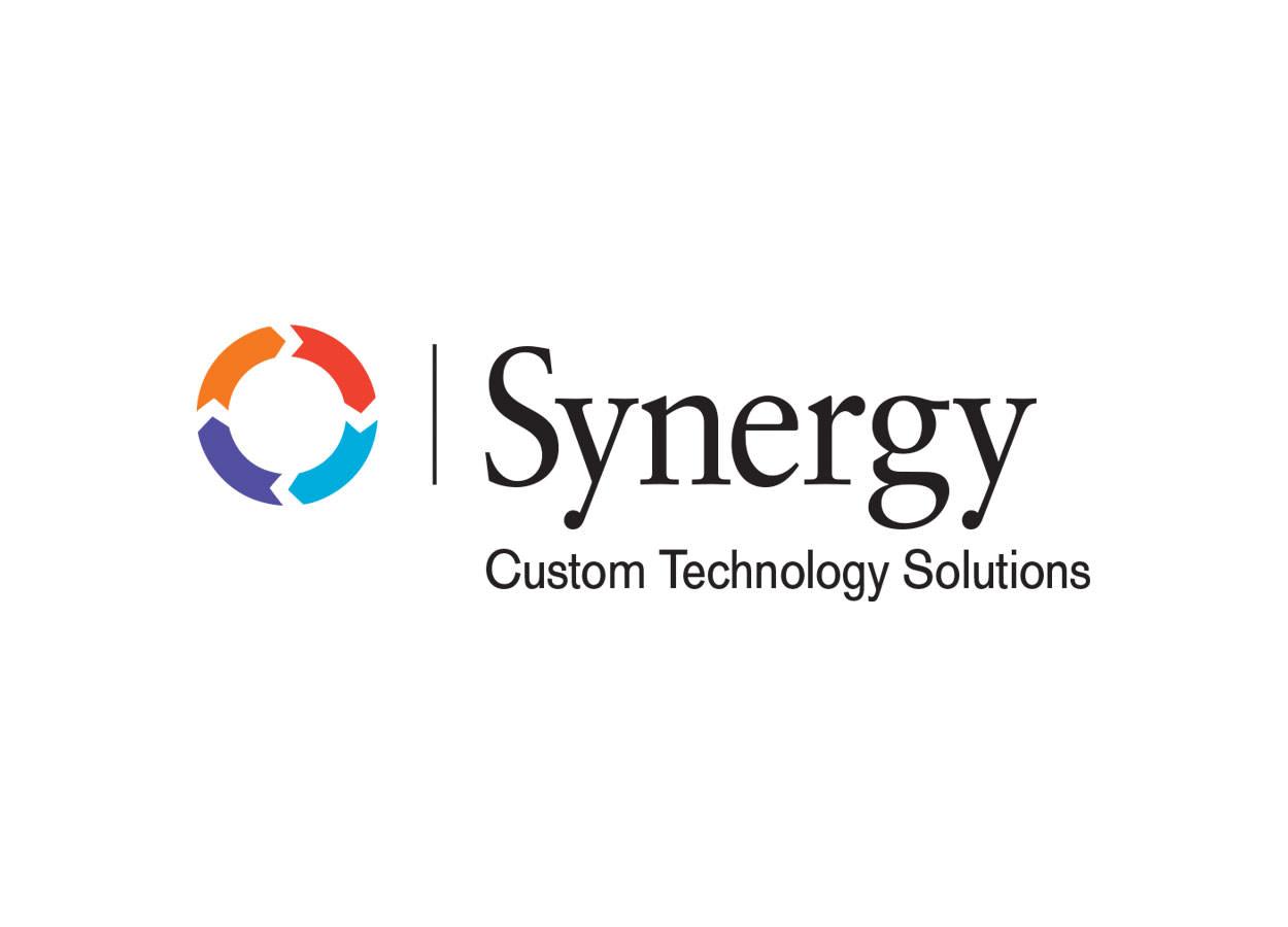 logo design naples florida wilson creative group -- client synergy