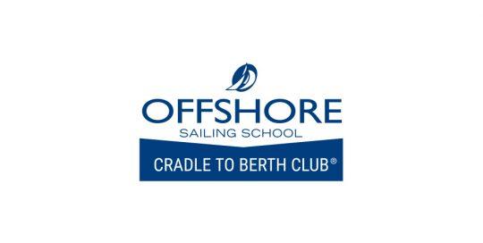 logo design florida - offshore sailing - wilson creative group