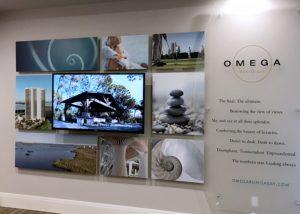 Omega Sales Center Design