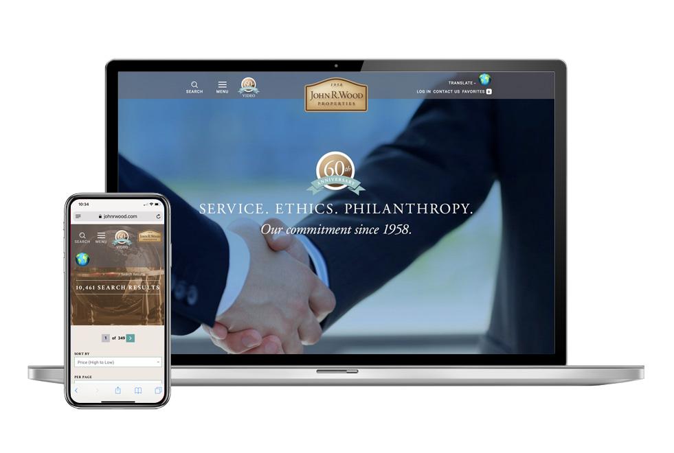 JRW Website design