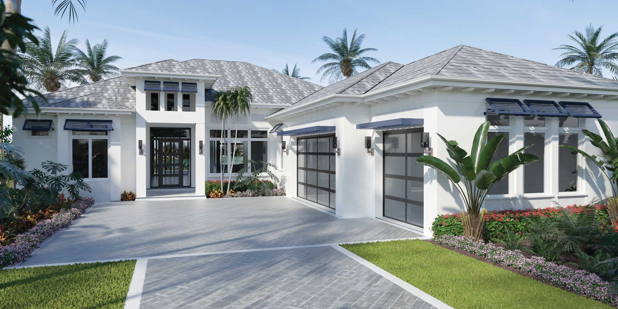 Abaco Model at Peninsula Naples