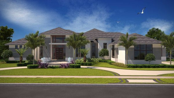 Diamond Custom Homes - Naples, Fl - Laurene Model