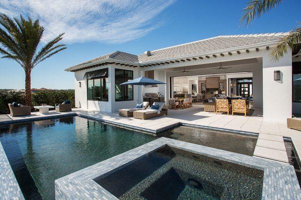 Peninsula Home at Treviso Bay - Naples, Florida