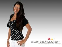 Karen Garcia - Web Developer at Wilson Creative News