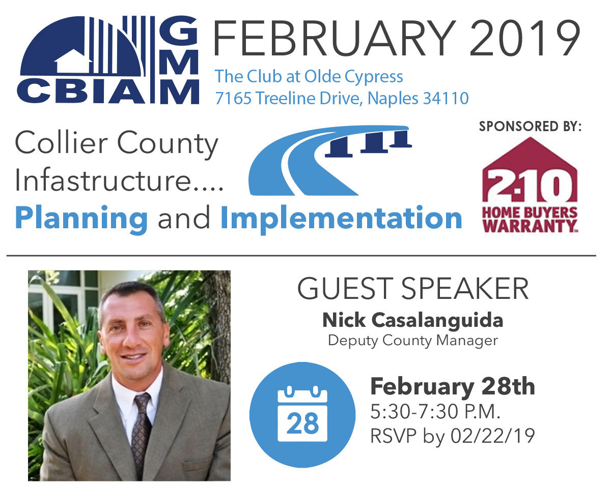 CBIA Announces February General Membership Meeting