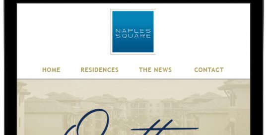 Naples Square Quattro - Eblast Design - Naples, Florida