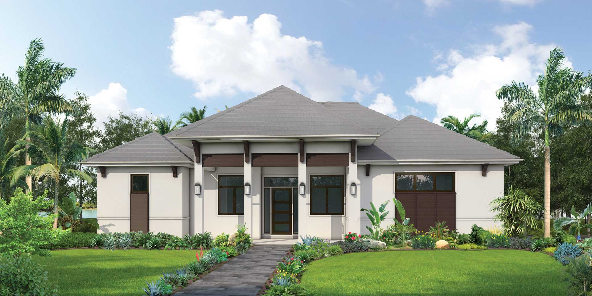 Firenze Model at Peninsula Treviso Bay