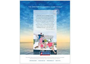 Offshore Sailing Advertising Campaign Design - Naples, Florida
