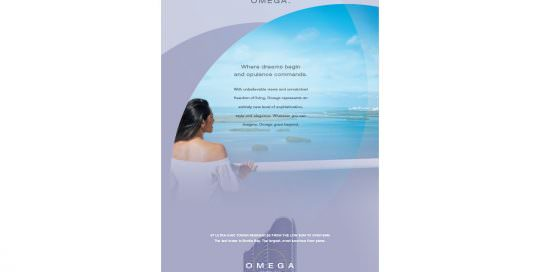 Omega - New Advertising Campaign - Naples, Florida
