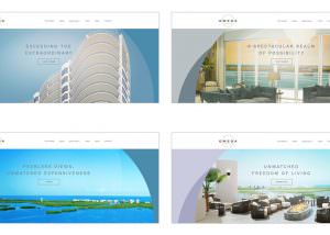 Omega at Bonita Bay - Website Sliders Design - Southwest Florida