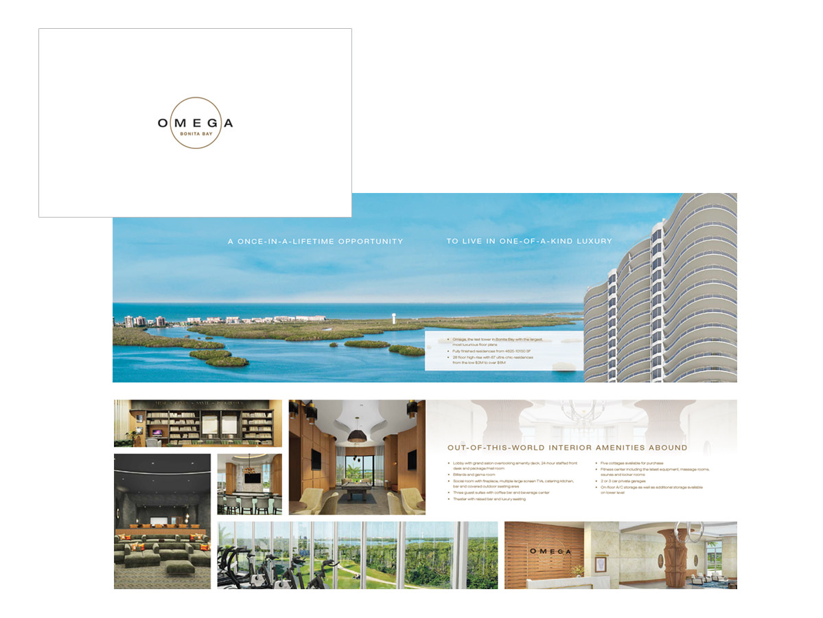 Omega at Bonita Bay Brochure