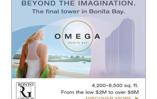 Omega Bonita Bay - Web Banner Design - Naples, Florida