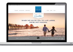 Naples Square Quattro - Website Slider Design - Naples, Florida