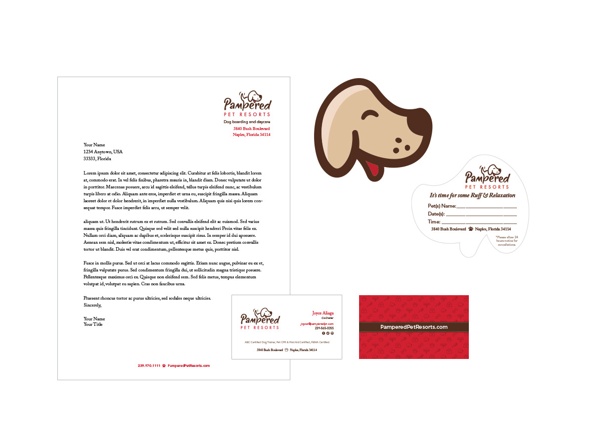 Stationery Design Florida