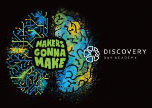 Discovery Day Logo Design - Southwest Florida