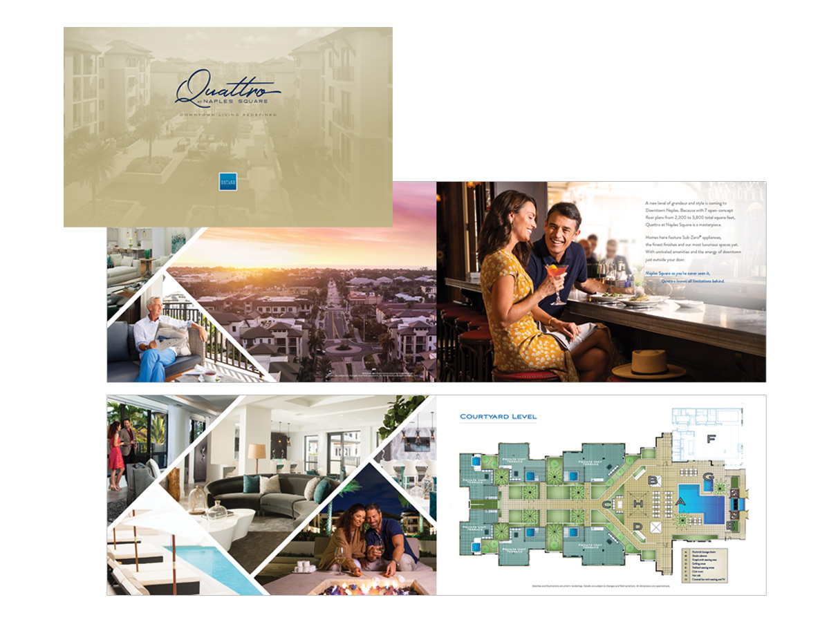 Naples Florida - Brochure Design
