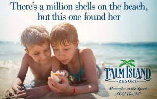 Palm Island Resort - Print Advertising - Southwest Florida