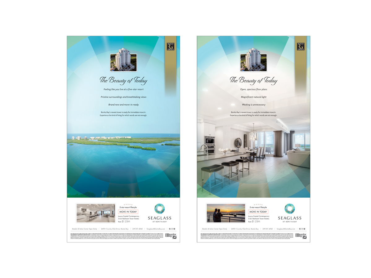 Print Advertising - Bonita Bay Florida