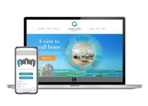 Seaglass at Bonita Bay - Website Design - Southwest Florida