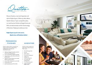 Naples Square - Direct Mail Design - Southwest Florida