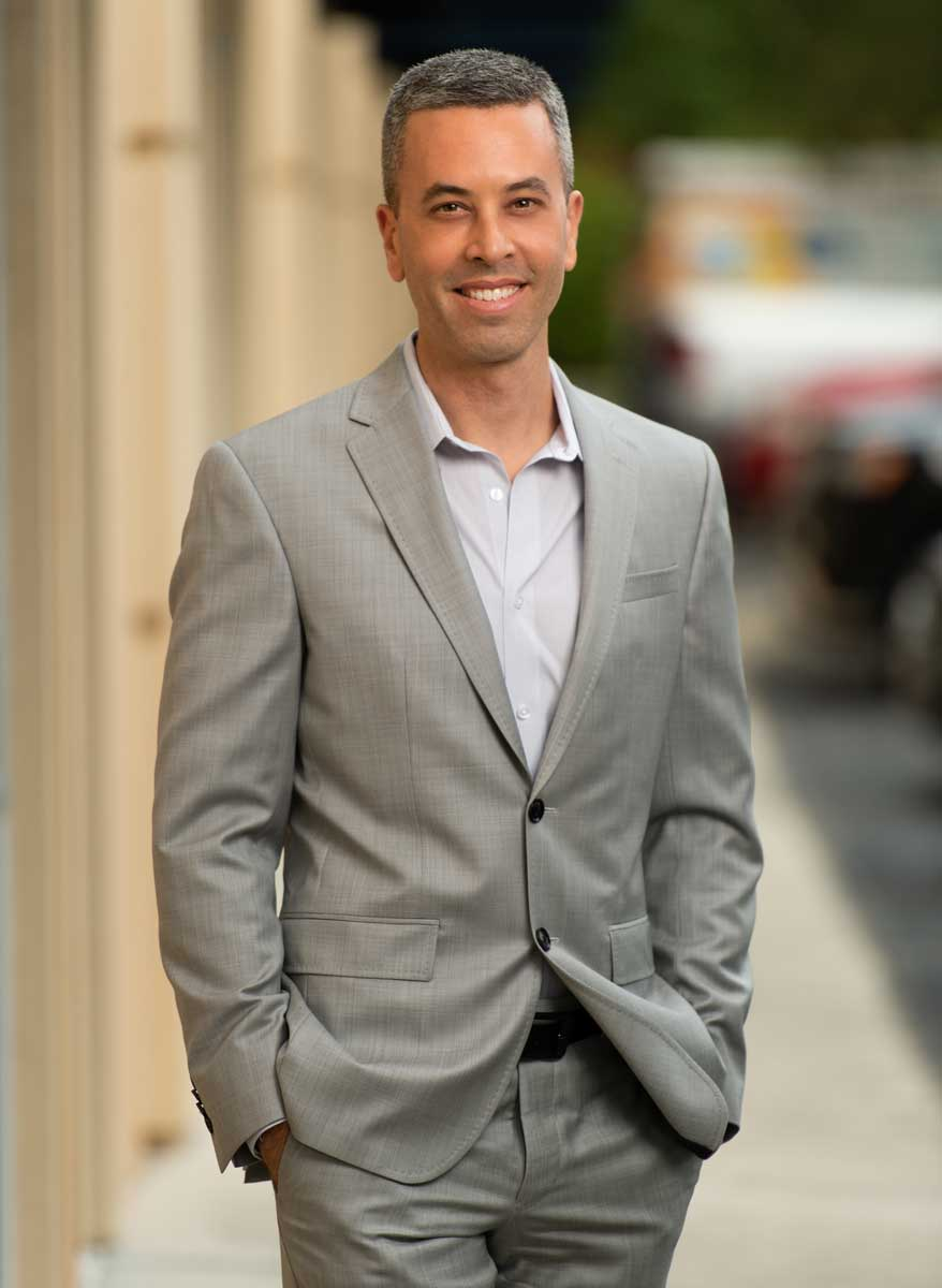 Zachary Bouchard, digital marketing manager, Vineyards Country Club.