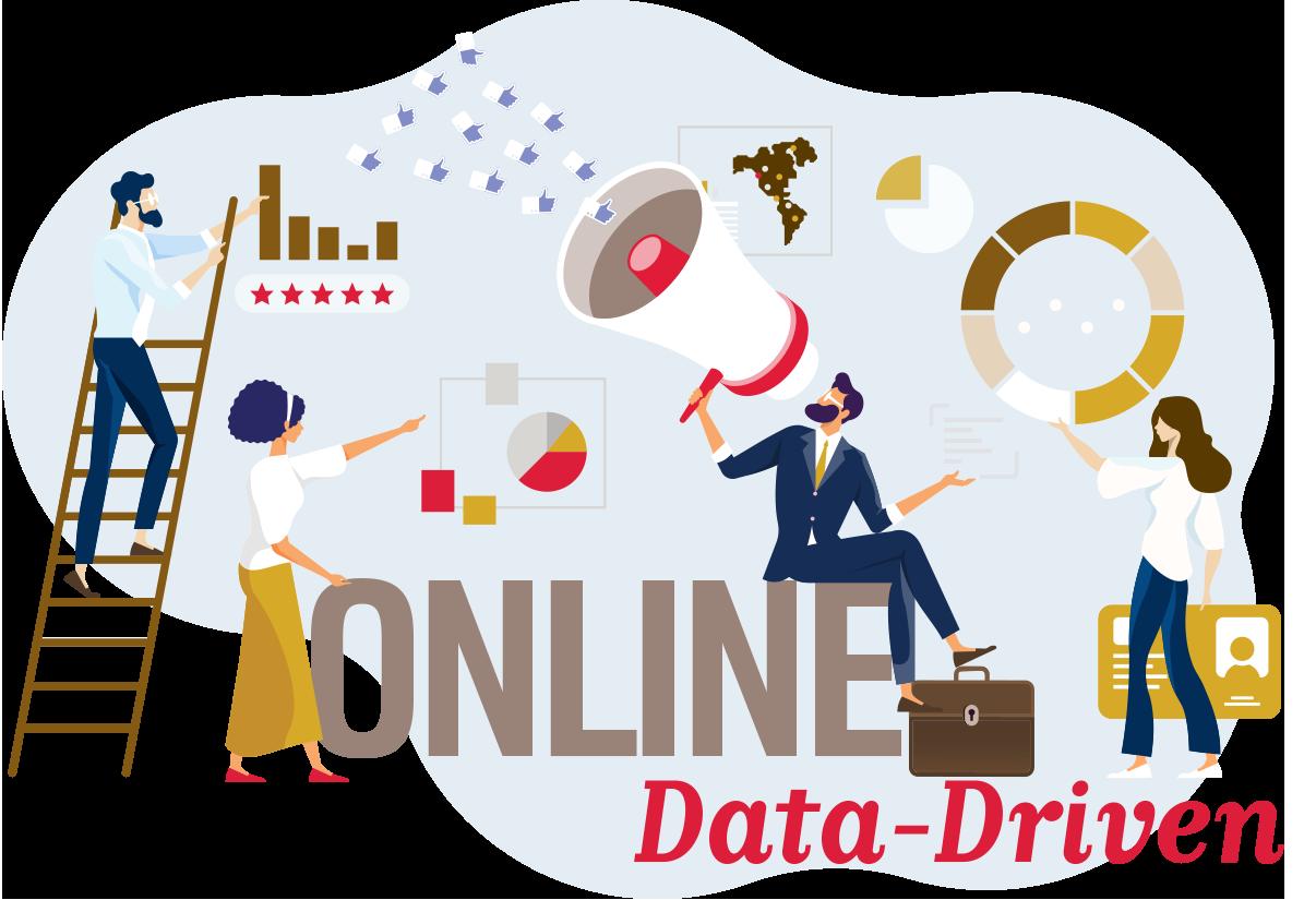 Online Data-Driven Marketing Services - Naples, Florida