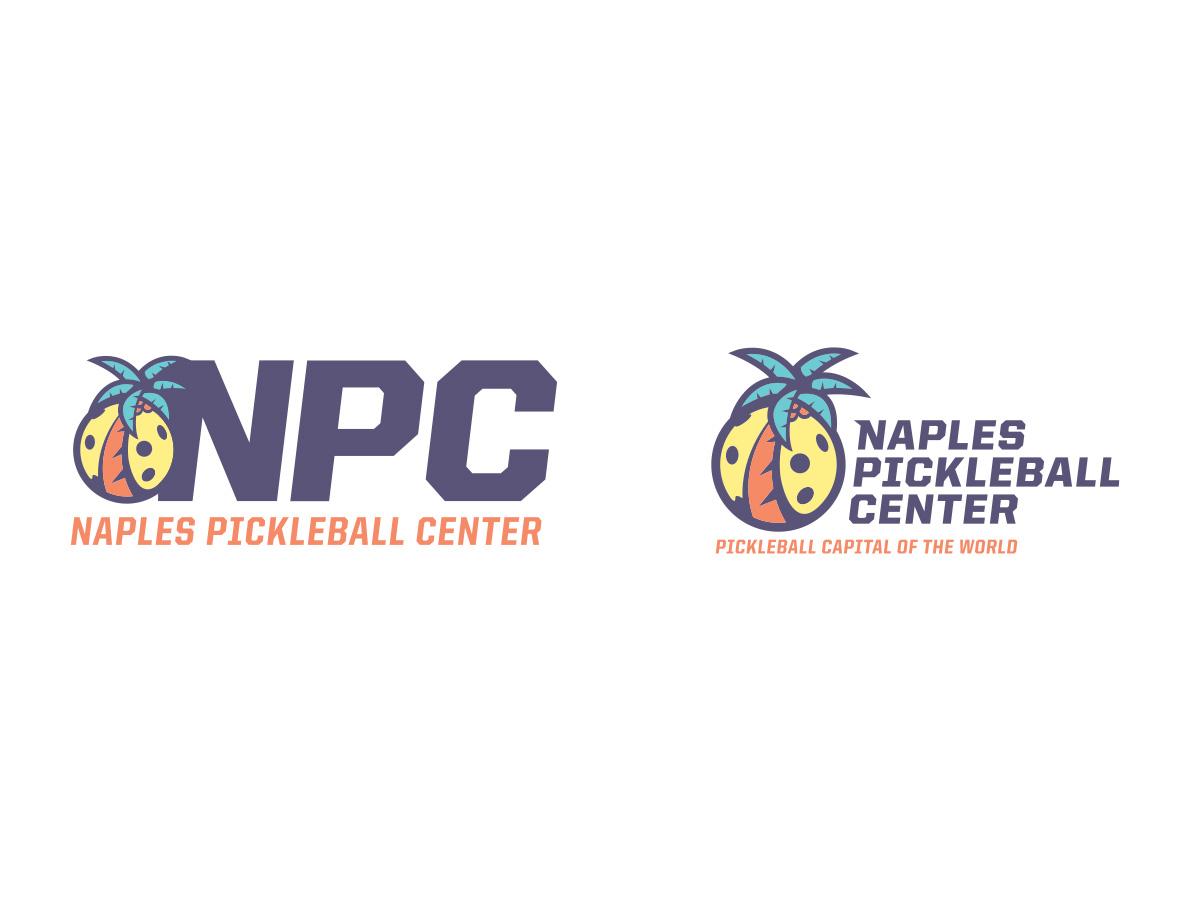 logo design for naples pickleball