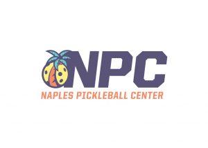 Naples Pickleball Center - Logo Design