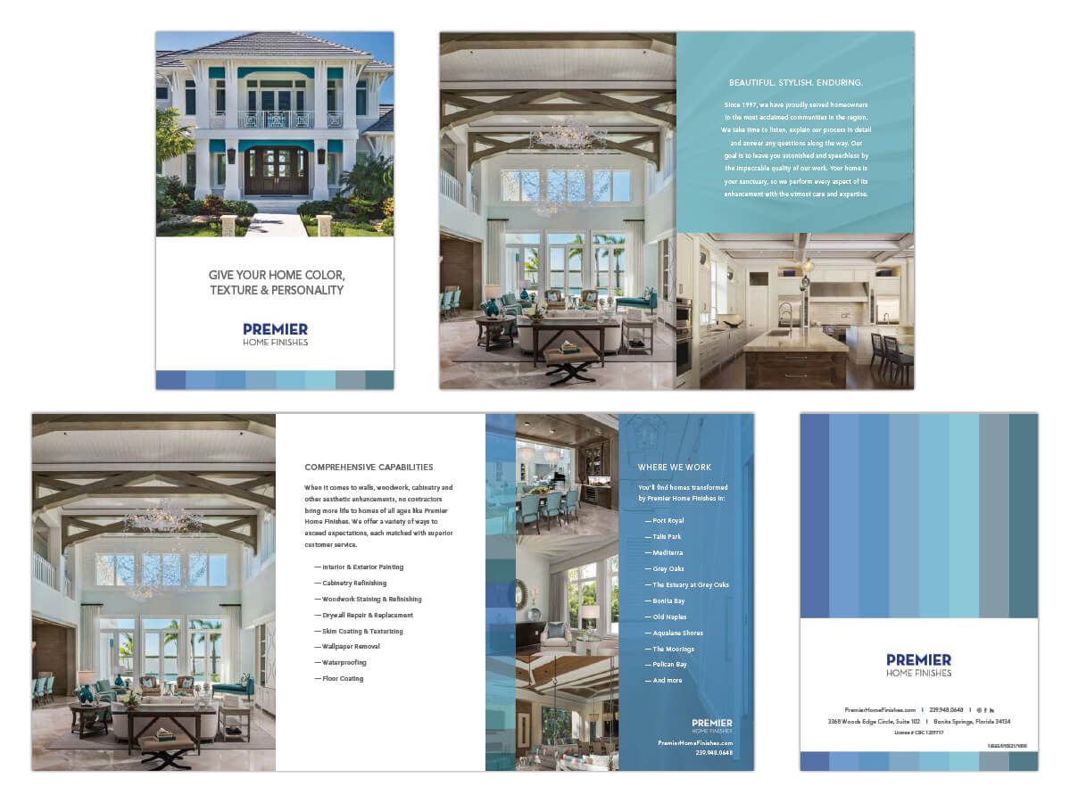 collateral design agency naples fl