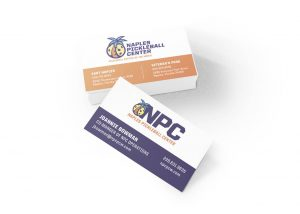 business card design agency