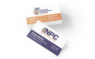 business card design agency