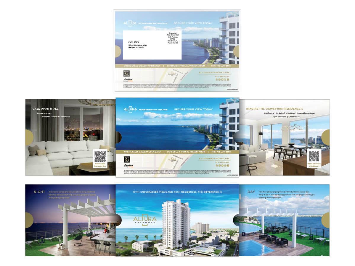direct mailer - design agency florida