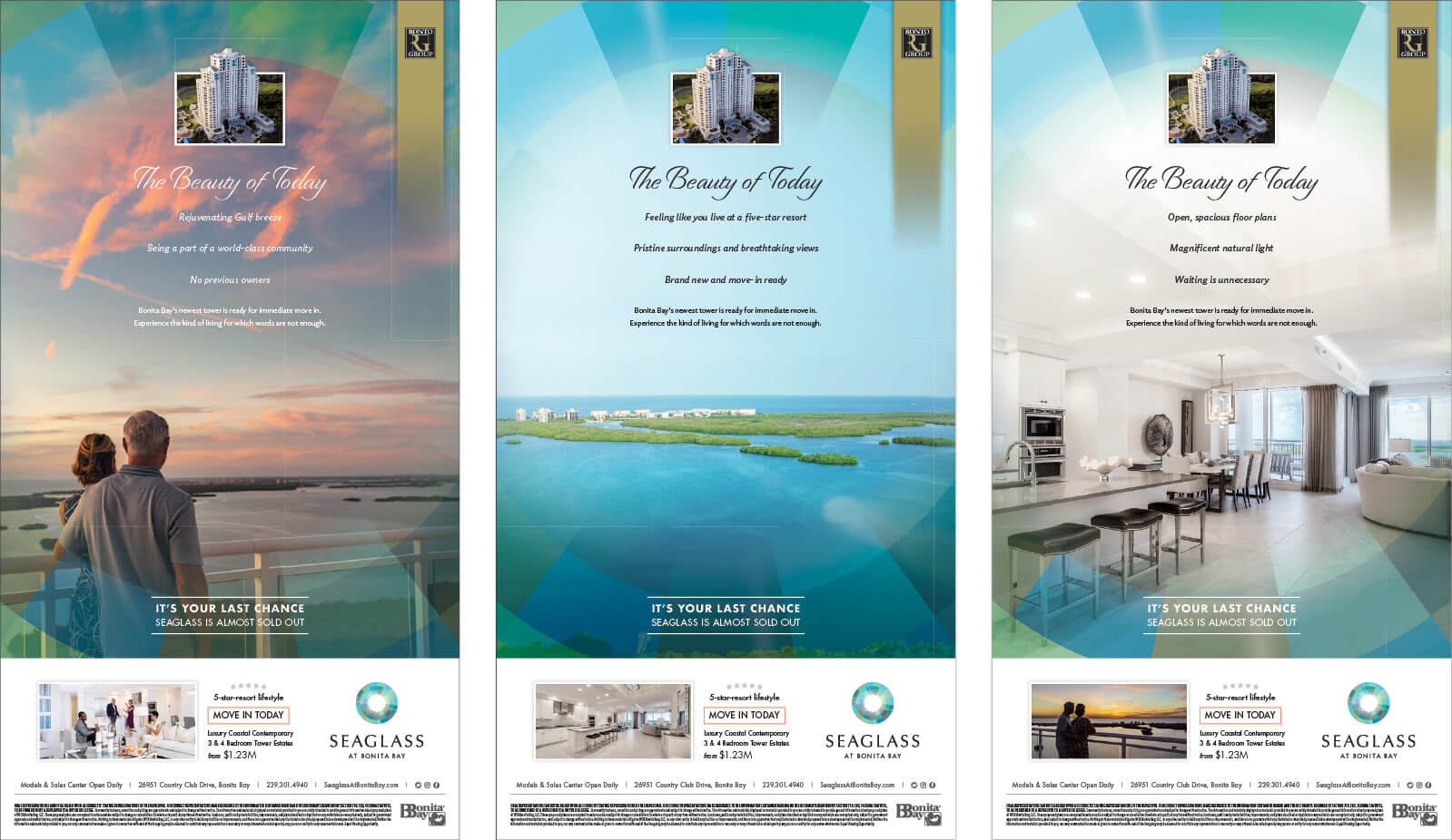 Print Advertising - Bonita Bay Florida